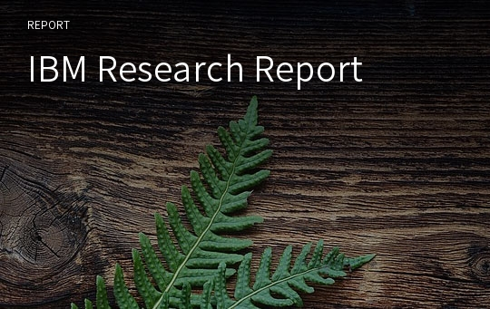 IBM Research Report