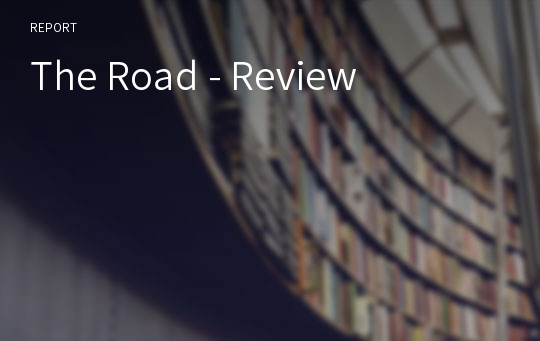 The Road - Review
